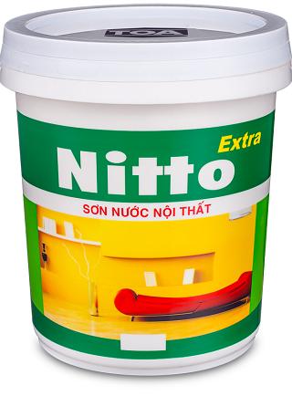 SƠN NƯỚC TOA TRONG NHÀ KINH TẾ TOA NITO EXTRA - 18L