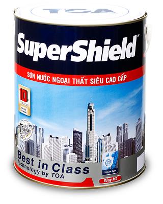 SƠN NƯỚC TOA NGOÀI TRỜI CAO CẤP TOA SUPERSHIELD - 3.785L