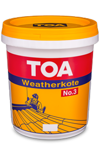 CHẤT CHỐNG THẤM TOA WEATHER KOTE - 18KG